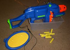 """This mom is awesome! Making """"big kid"""" toys adaptable for her son."""