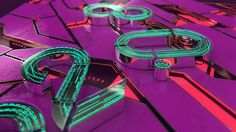 Splash animation for WIRED magazine on Behance