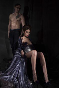 Design by Nicole Wright, Contour Fashion BA (Hons)