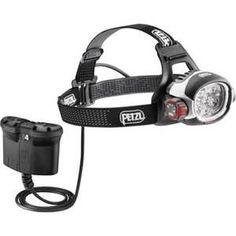 Ultra Rush Belt Headlamp Black