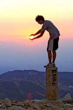 Catch the sun,,,,