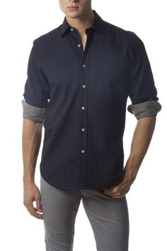 Camicia uomo Xacus http://www.kamiceria.com/men-shirts/custom-fit.html?kam_marchio=50