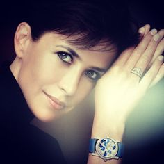 New Chaumet campaign with Sophie Marceau #chaumet #beautiful #celebrity #webstagram
