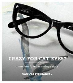 ee486be8426d 24 Best Glasses - cat eye ideas images