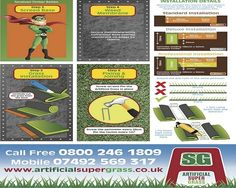 Get Your Free Sample Pack Of Artificial Super #Grass! Order Now @ 08002461809