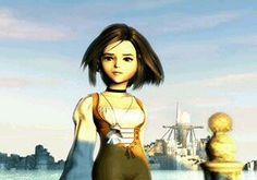 Garnet 'Dagger' til Alexandros XVII -Final Fantasy IX