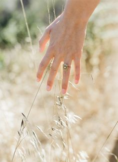 Fine Art Film Photography by Taylor & Porter. Engagement Ring by Trumpet & Horn.