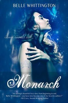Monarch (Cicada #3) by Belle Whittington  Top Ten Ways to Stand Out as an Author