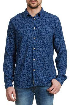 chemise pp jeans belgrave indigo bleu homme chemise pret a porter homme  Pepe Jeans, Man a1e7a3b7d706