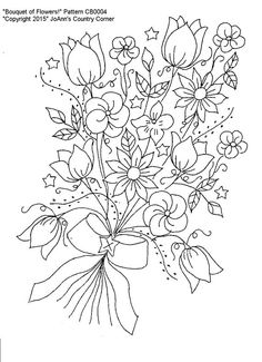 332 Best Embroidery Flowers Images Embroidery Patterns