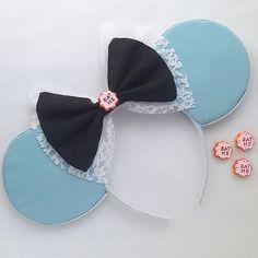 Alice in Wonderland mouse ears