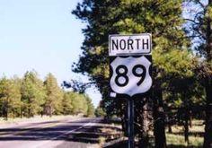 US 89A Scenic Drive
