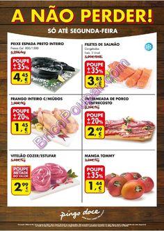 Promoções Folheto Pingo Doce - A Não Perder! - só até segunda-feira dia 25 de agosto