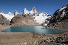Laguna de los Tres Mount Everest, Mountains, Nature, Travel, Patagonia, Argentina, National Forest, Explore, Voyage