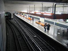 ligne 12 station porte de versailles