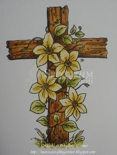 Coloring wood and flowers with #spectrumnoir