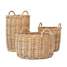 Kobu Baskets – Natural #Organize #HomeDecorators #BedroomIdeas