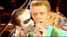 Queen & Annie Lennox  & David Bowie - Under Pressure  Why didn't I know this existed?! @Carrie Cranford Have you seen this?