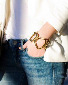 Warped Allure Bracelet