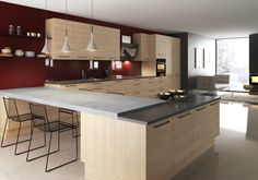 A la Carte -keittiöt Raspare | #keittiö #kitchen