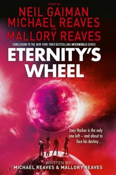 Eternity's Wheel by Neil Gaiman. Available to borrow from Doncaster Libraries.
