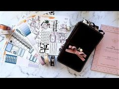 Glam Planning, Daily Planning, Closet Planner, Foxy Fix, Hello Fresh Recipes, Tree Print, Planner Inserts, Happy Mail, Papers Co