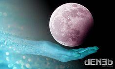 25 Aprile 2013: Luna Piena Rosa e Parziale Eclissi Lunare – April 25, 2013: Pink Full Moon and Partial Lunar Eclipse