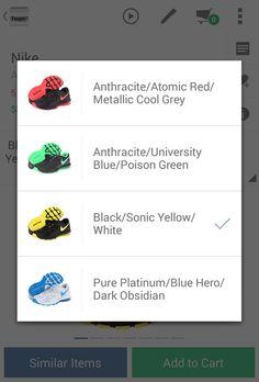 Zappos | Google Play link