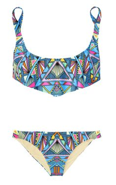 MARA HOFFMAN,inca printed bikini (this is the cutest bikini i have ever seen)