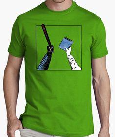 Camiseta Mas libros y menos porras
