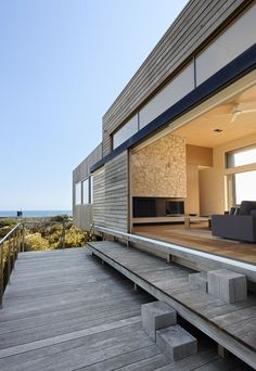 St Andrews House by Perkins Architects.