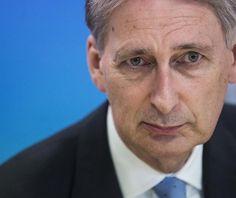 Are Chancellor #Hammond's #economic predictions too negative?