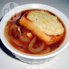 Foto de receta: Sopa de Cebollas