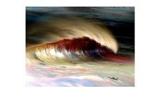 Enviro Surf Art Series: Epic Ocean-Inspired Paintings