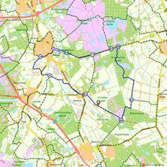 Mooie route om 's avonds nog even de omgeving te verkennen. Fietsroute: Vroolijke jager, Somerense Heide en Herbertus Bossen (http://www.route.nl/fietsroutes/115412/Vroolijke-jager-Somerense-Heide-en-Herbertus-Bossen/)