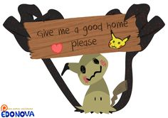 Mimikkyu - Give me a good home, please