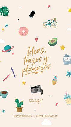 Flamingo Wallpaper, Cute Wallpaper For Phone, Cute Anime Wallpaper, Iphone Wallpaper, Best Quotes Wallpapers, Wallpaper Quotes, Cute Wallpapers, Mr Wonderful, Bear Illustration