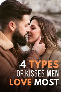 Even men love the romance of the kiss. Attraction Facts, Facts About Guys, Types Of Kisses, How Can I Get, I Want Him, Insecurities, It Gets Better, A Guy Who, Life Partners