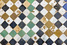 Moroccan Tiles -valokuvatapetti, Magic murals.com