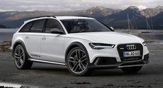 Nieuws - Scoop: Audi RS6 Allroad
