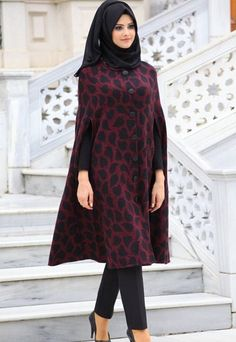 for this Tailer fit designer wear Abaya Fashion, Modest Fashion, Girl Fashion, Fashion Outfits, Hijab Mode, Moslem Fashion, Modele Hijab, Outfit Look, Modest Wear