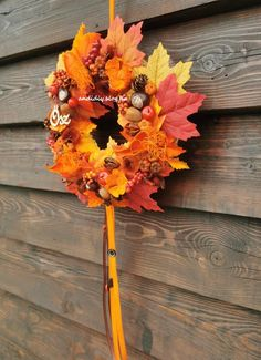 Decorations, Wreaths, Fall, Home Decor, Autumn, Decoration Home, Door Wreaths, Fall Season, Room Decor