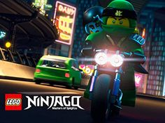 LEGO Ninjago Masters Of Spinjitzu Season 8 Lego Ninjago, Lloyd Ninjago, Ninjago Memes, Prime Video App, Amazon Prime Video, What Is Amazon Prime, Amazon Prime Membership, Elemental Powers, The Quiet Ones