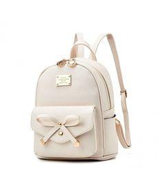 Buy Womens Backpack Bags Backpack Purse Fashion School Backpack Girls Korean Style Shoulder Backpack Casual Travel Daypack Mini Backpack at Wish - Shopping Made Fun Women's Mini Backpack, Leather Backpack Purse, Small Backpack, Backpack Bags, Mini Purse, Messenger Bags, Duffle Bags, Travel Backpack, Travel Bags