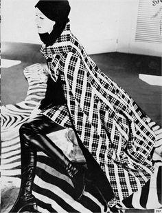 Vogue Italia September 1968 Norman Parkinson