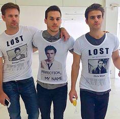 Matt, chris, and Paul