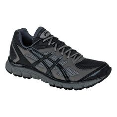 Take a look at this Black  amp  Granite GEL-Scram Trail Running Shoe - 884c94855b457