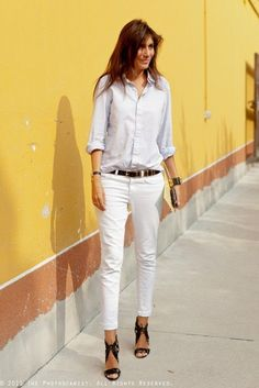 All-white done right