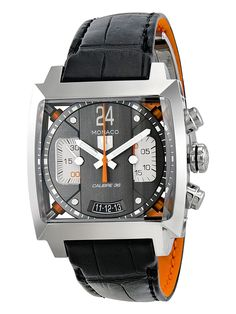 Men's Monaco Calibre 36 Automatic Watch by Tag Heuer at Gilt