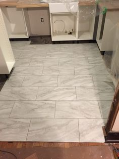 How to Install LVT Flooring (Luxury Vinyl Tile)
